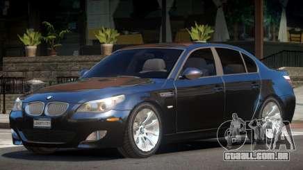 BMW M5 E60 RT para GTA 4