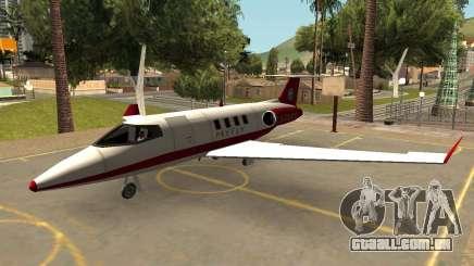 Buckingham Shamal Com Várias Companhias Aéreas para GTA San Andreas