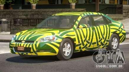Chevrolet Impala LS V1.0 PJ1 para GTA 4