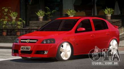 Chevrolet Astra V1.0 para GTA 4
