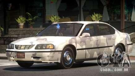 Chevrolet Impala Spec PJ2 para GTA 4