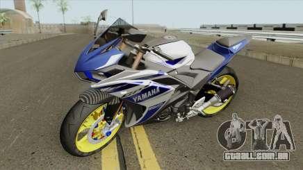 Yamaha R25 para GTA San Andreas