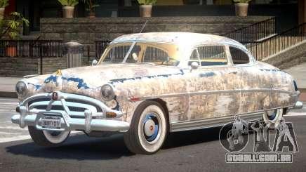 1952 Hudson Hornet PJ3 para GTA 4