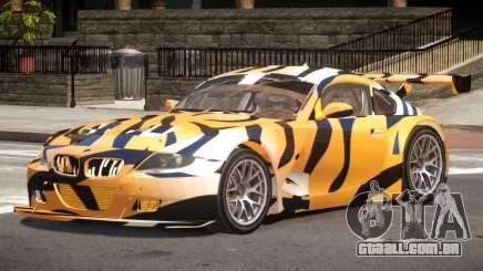 BMW Z4M GT Sport PJ5 para GTA 4