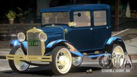 1930 Ford Model T para GTA 4