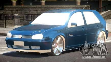 Volkswagen Golf L-Tuning para GTA 4