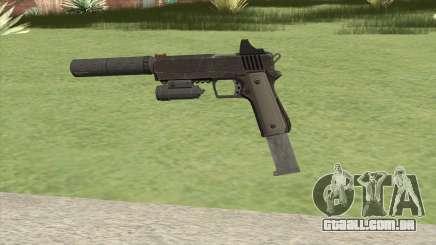 Heavy Pistol GTA V (NG Black) Full Attachments para GTA San Andreas