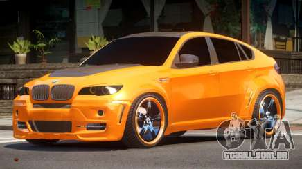 BMW X6M ST para GTA 4