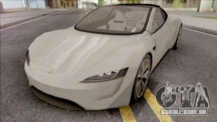 Tesla Roadster 2020 Performance LQ v1 para GTA San Andreas