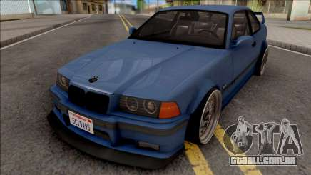 BMW M3 E36 Low para GTA San Andreas