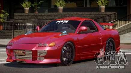 Mitsubishi 3000GT R-Tuning para GTA 4