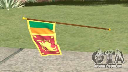 Flag Of Sri Lanka para GTA San Andreas