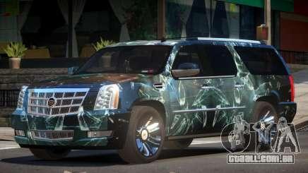 Cadillac Escalade Platinum PJ3 para GTA 4