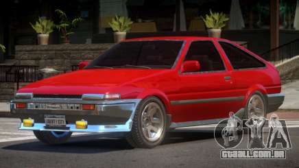 Toyota Sprinter V1.0 para GTA 4
