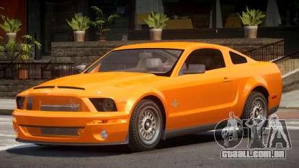 Ford GT500 RT para GTA 4