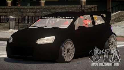Volkswagen Polo RT para GTA 4