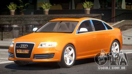 Audi RS6 L-Tuned para GTA 4