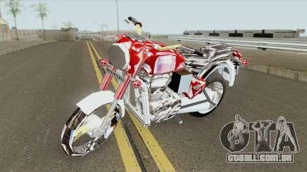 Bullet Electra 350 para GTA San Andreas