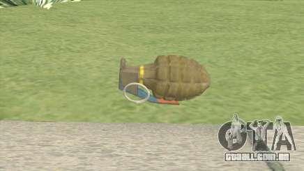 Grenade MK 2 (BrainBread 2) para GTA San Andreas