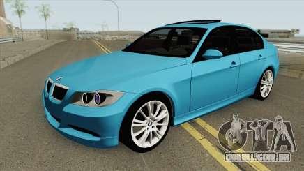 BMW E90 320d (Stock) para GTA San Andreas