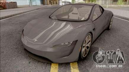 Tesla Roadster 2020 Performance LQ v2 para GTA San Andreas