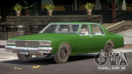Chevrolet Impala Old para GTA 4