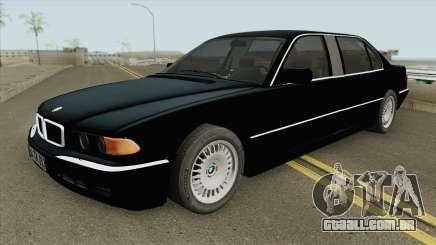 BMW E38 (L7) para GTA San Andreas