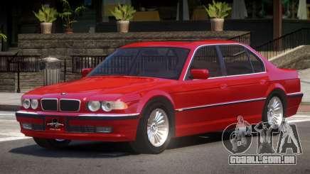 BMW 750iL TDI para GTA 4