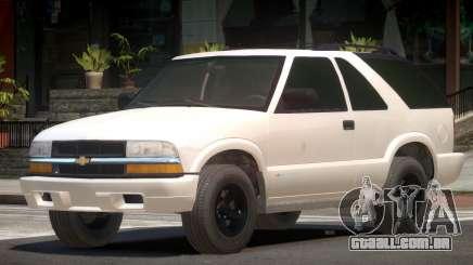 Chevrolet Blazer RS para GTA 4