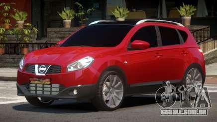 Nissan Qashqai RS para GTA 4