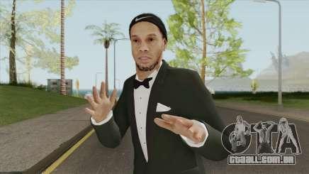 Ronaldinho (In Suit) para GTA San Andreas