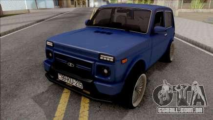 Lada Niva Sport Tuning Azerbaijan para GTA San Andreas