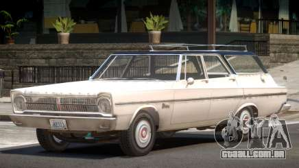 Plymouth Belvedere ST para GTA 4