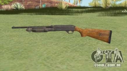 Shotgun (RE 3 Remake) para GTA San Andreas