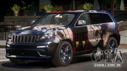 Jeep Grand Cherokee ST PJ3 para GTA 4