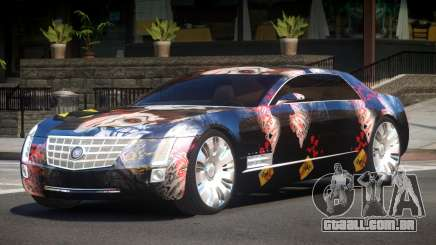 Cadillac Sixteen V1.2 PJ3 para GTA 4