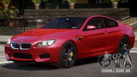 BMW M6 F13 RS para GTA 4