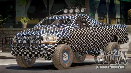 Dodge Power Wagon RS PJ2 para GTA 4