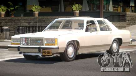 Ford LTD Crown Victoria V1.0 para GTA 4