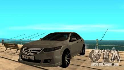 Honda Accord 2008 para GTA San Andreas