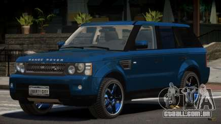 Land Rover Sport ST para GTA 4
