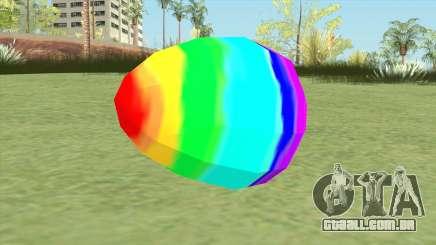Easter Egg para GTA San Andreas
