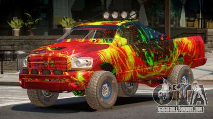 Dodge Power Wagon RS PJ5 para GTA 4