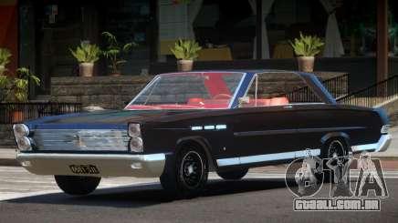 1964 Ford Mercury para GTA 4