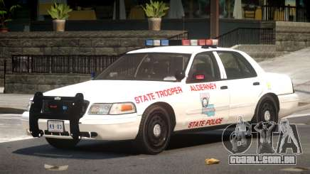 Ford Crown Victoria Police V2.2 para GTA 4