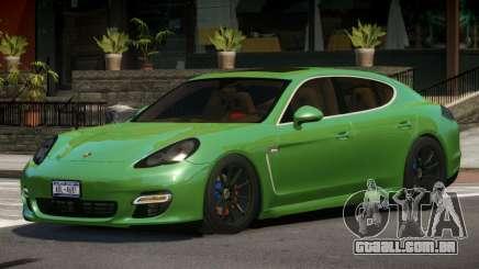 Porsche Panamera GT V1.0 para GTA 4