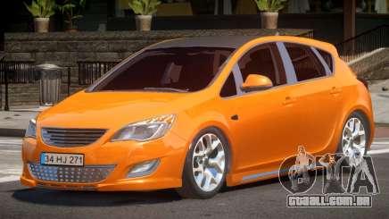Opel Astra V1.3 para GTA 4
