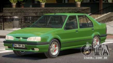 Renault 19RL V1.0 para GTA 4