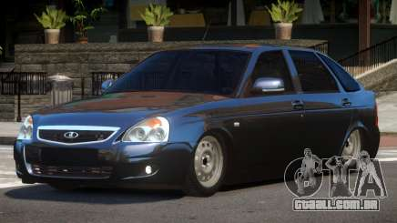 Lada Priora 2172 LT para GTA 4