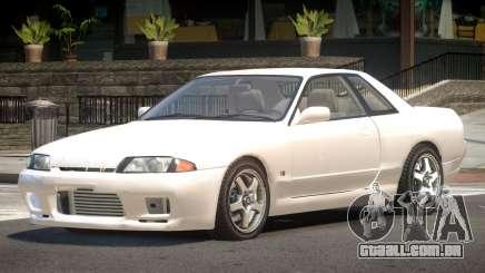 Nissan Skyline R32 V1.1 para GTA 4